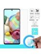 Microsonic Samsung Galaxy A71 Nano Cam Ekran Koruyucu Renksiz